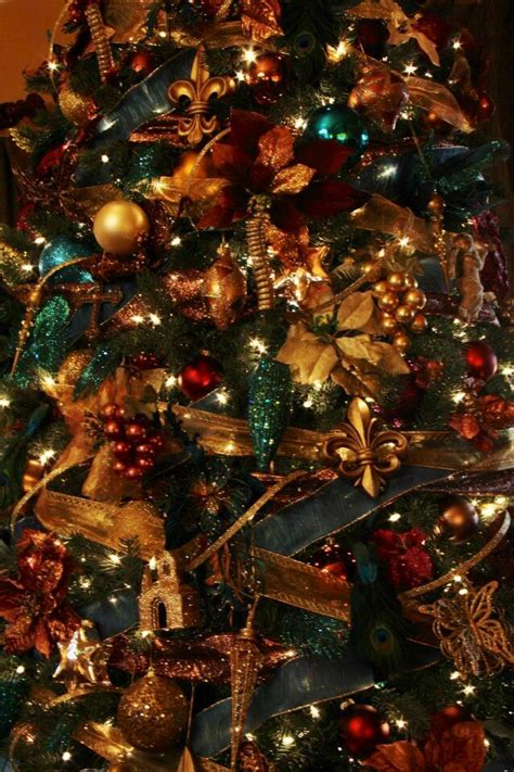 28 best turquoise and gold christmas decor images on