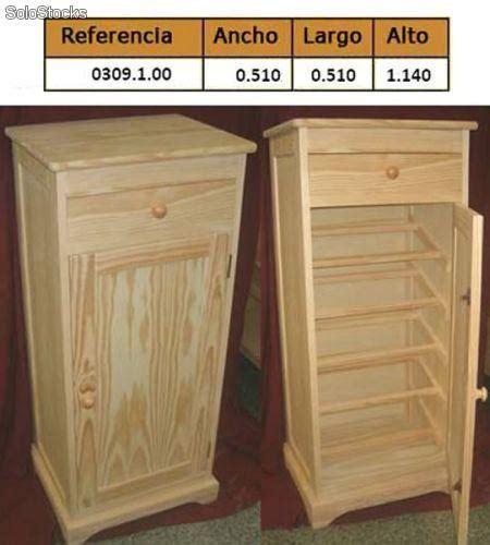 armarios de pino armario zapatero de pino barato