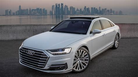 Audi A8 2019 by The Big New 2019 Audi A8 Lwb In Spec