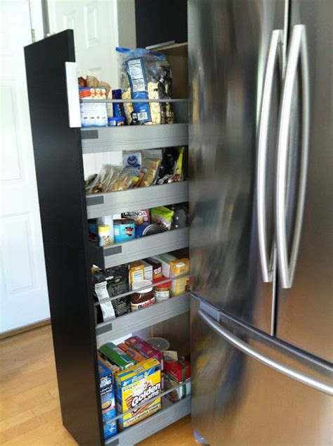 roll out pantry ikea ikea pull out pantry for the home pinterest