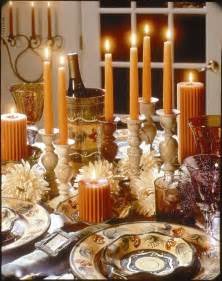 Thanksgiving Table Decorations by Top 5 Thanksgiving Table Setting And Tablescapes