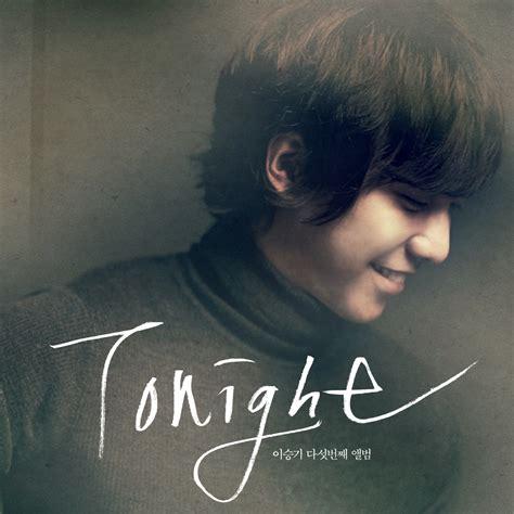 lee seung gi return album mp3 download download lee seung gi tonight album