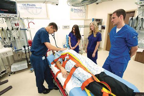 harris emergency room care tcu magazine