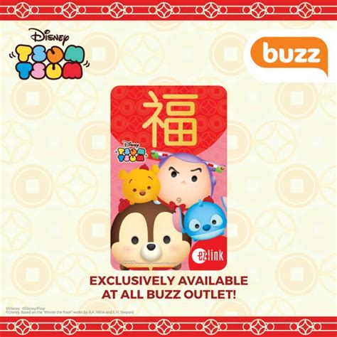 Ez Shop Gift Card - ez link launches limited edition disney tsum tsum cards in festive designs because