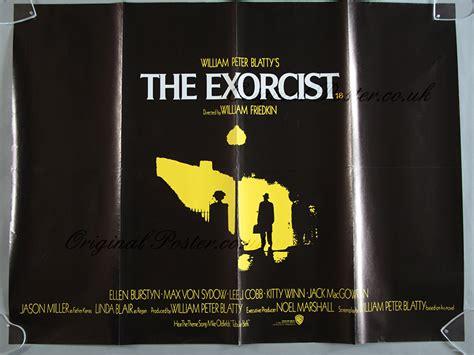 the exorcist film order the exorcist original vintage film poster original