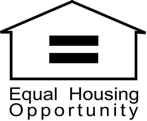 housing logo alfa img showing gt fair housing logo and poster