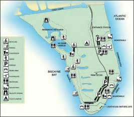 state parks in florida map bill baggs cape florida state park florida state parks