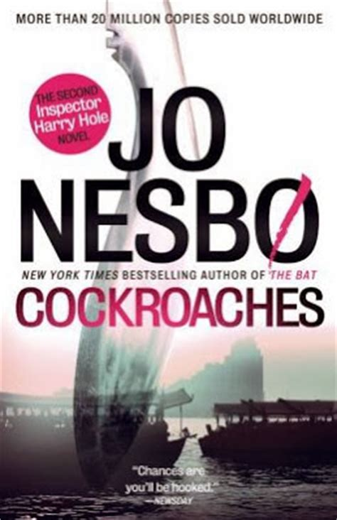 the snowman harry hole quick book reviews cockroaches by jo nesbo thai mayhem