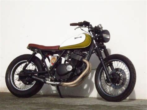Suzuki Scrambler Motorcycle Scrambler Labmotorcycle