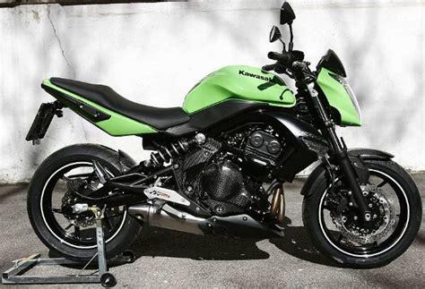 Motorrad Tuning Kawasaki Er6n by Er 6n F Er 6 N 2009 Tuning Www 1000ps At