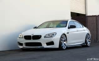 Bmw M6 Grand Coupe Stunning Alpine White Bmw M6 Gran Coupe Gets Arkym