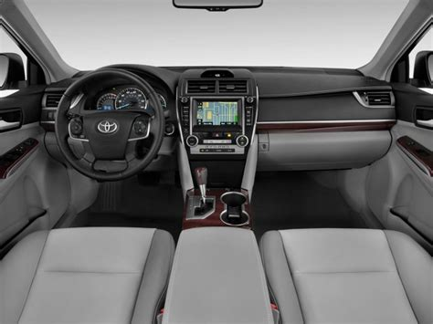 Toyota Camry 2014 Interior 2014 Toyota Camry Review Specs Price Redesign