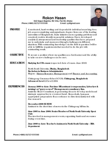 how to make professional cv format exles of resumes 25 cover letter template for