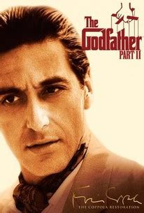 Why Was There Never A Part Ii by The Godfather Part Ii 1974 Rotten Tomatoes
