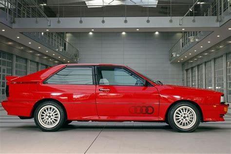 Audi quattro 20V   Classic Car Review   Honest John