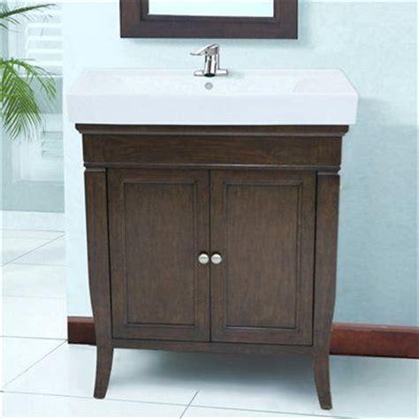 17 inch depth bathroom vanity 17 5 depth lanza products wf6750 odel 30 bathroom