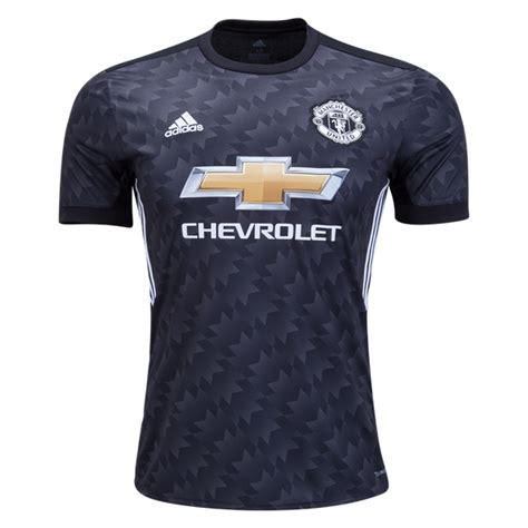 blue 19 jersey pretty p 963 manchester utd away soccer jersey 17 18 this manchester
