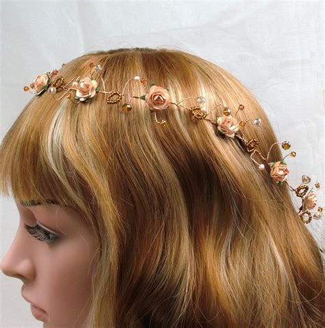 Vintage Wedding Hair Vines by Wedding Hair Vines Bridal Halos Vintage