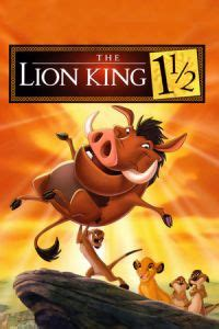 download film the lion guard sub indo nonton the lion king 1 1 2 2004 film streaming download