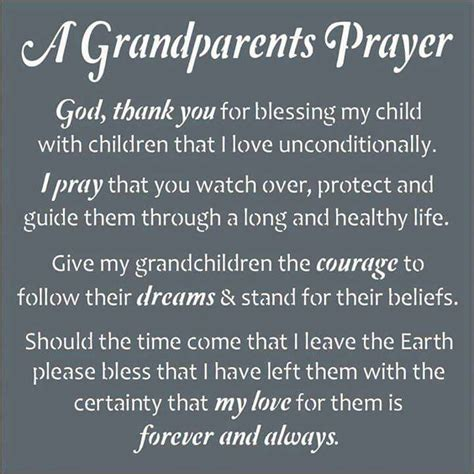 printable quotes about grandchildren a grandparent s prayer grandchildren pinterest
