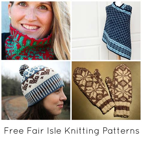 Tips For Reading Fair Isle Knitting Charts And Other
