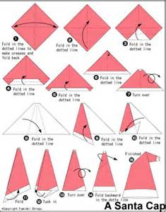 Steps To Make A Paper Hat - gift cards how to make and origami on