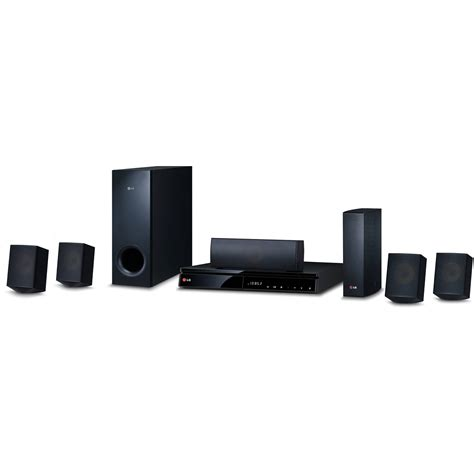 Speaker Home Theater Lg Lg Bh6830sw 1000w 5 1 Channel 3d Smart Home Theater Bh6830sw B H