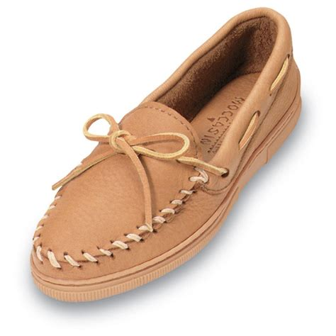 moosehide slippers s minnetonka 174 moccasin moosehide classic moccasins