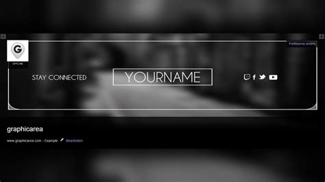 900x480 Twitch Banners Maker For You To Free Download Twitch Header Template