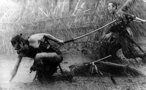 filme stream seiten seven samurai consider the finer points of akira kurosawa s action in