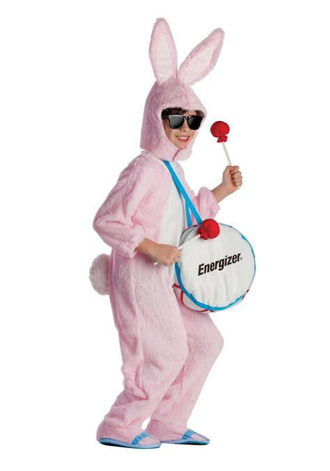 bunny costume kid s energizer bunny mascot costume