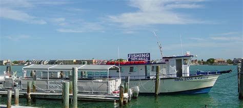 merry pier pass a grille fishing boating and fish market - Pass A Grille Boat Rentals