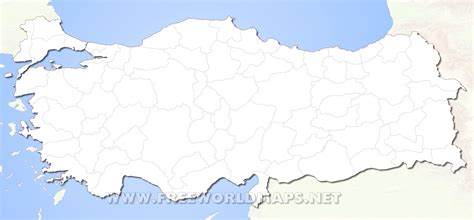 map of europe with turkey turkey political map