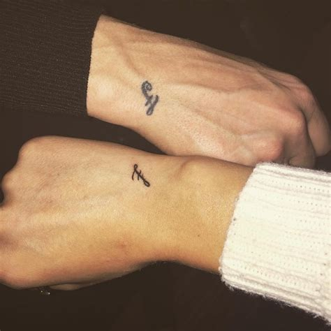 tattoos for siblings 60 that will melt your