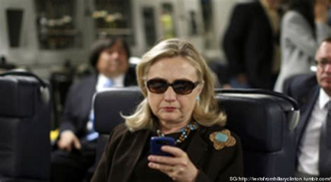 Hillary Clinton Texting Meme - texts from hillary meme using real new york times data
