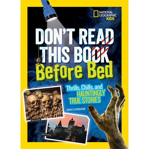 Dont Shop Without This Book by Don T Read This Book Before Bed National Geographic Store