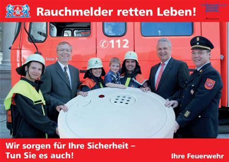 Feuermelder Pflicht In Bayern by Rauchmelder Werden In Bayern Pflicht Feuerwehr Dingolfing