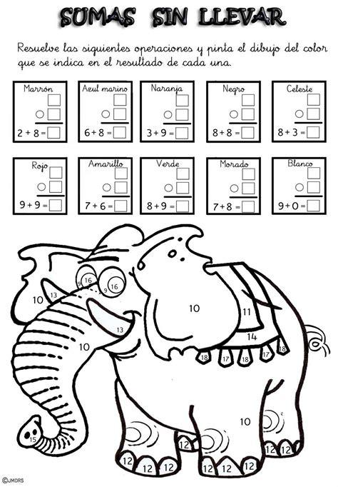 imagenes de matematicas para tercero sumas sin llevar divertidas departamento de orientaci 243 n