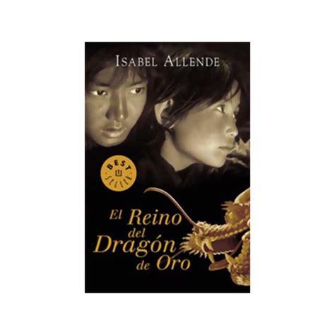 libro el reino del dragon el reino del dragon de oro