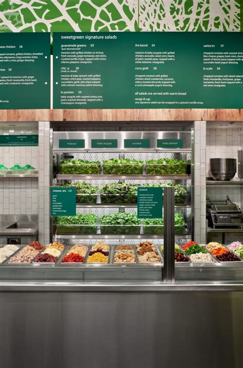 sweetgreen eco eateriy by Core Architecture, Bethesda ? Maryland » Retail Design Blog