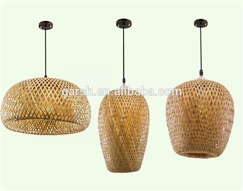 buy a new house or remodel modern handmade rattan bamboo pendant l buy with regard to new house wicker light