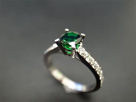 grandidierite engagement ring engagement rings collection hn jewelry