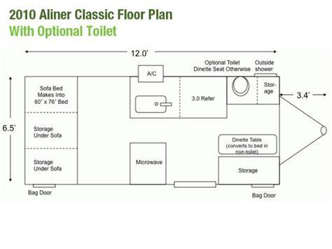 aliner floor plans inventory images