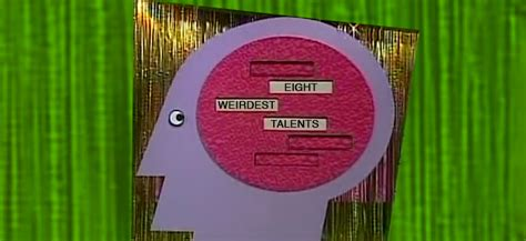 figure it out the 8 weirdest talents from figure it out green label