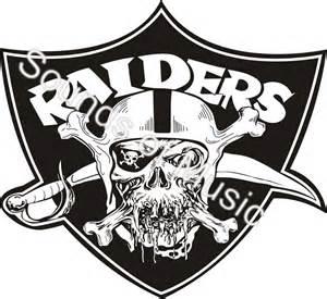 Oakland raiders logo coloring page oakland raiders