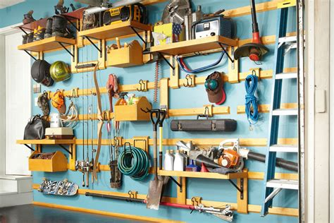 Beautiful Garage Wall Storage : Iimajackrussell Garages