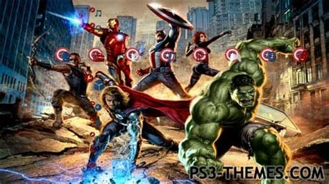 download themes of avengers for pc free psp theme avengers psp wallpapers downlod