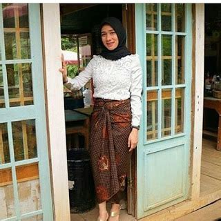 Rok Batik Wanita Rok Batik Murah Rok Batik Katun Bawahan Batik rok lilit kain batik murah model modern terbaru