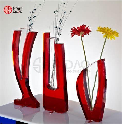 vasi plexiglass acrylic vase plexiglass vase plastic vases id 6895522