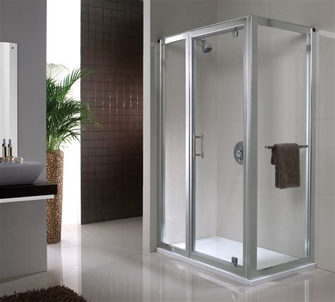 Twyford Geo6 180 Pivot Shower Enclosure Door 760mm G63600cp 760mm Pivot Shower Door